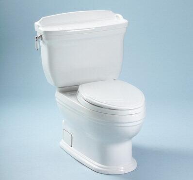 Toto CT774S#51 Ebony Carrolton 1.6 Elongated Toilet