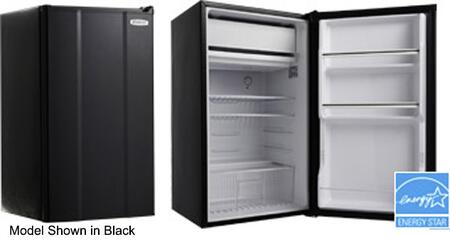 """MicroFridge 36MF4RAW 19""""  Compact Refrigerator with 3.6 cu.ft. Capacity in White"""