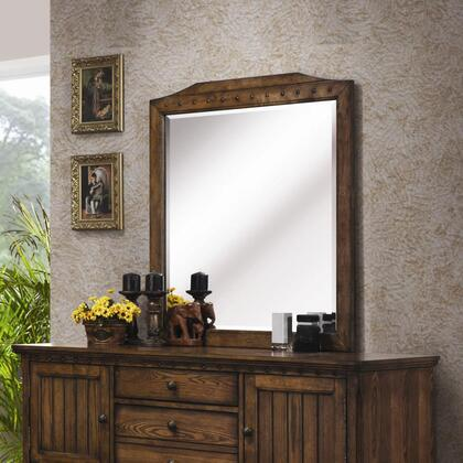 Coaster 201684 Clarin Series Rectangular Landscape Dresser Mirror