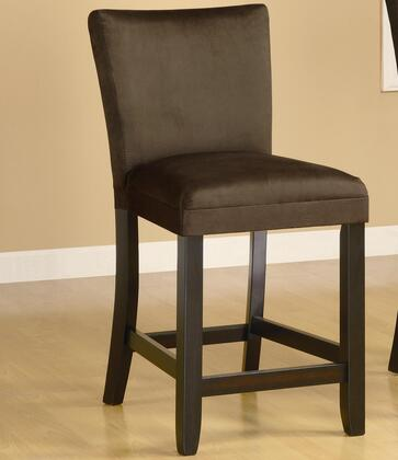 Coaster 100589CHO Bloomfield Series Residential Fabric Upholstered Bar Stool