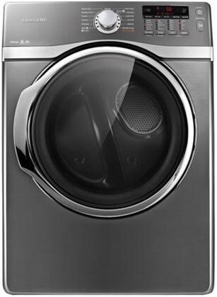 Samsung Appliance DV405GTPASU  7.4 cu. ft. Gas Dryer, in Plantinum