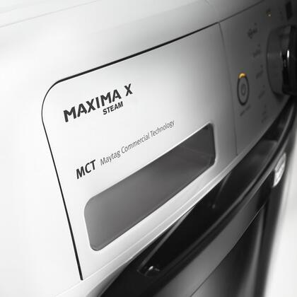 Maytag Mhw4200bw Maxima X Series 4 1 Cu Ft Front Load Washer In White Appliances Connection
