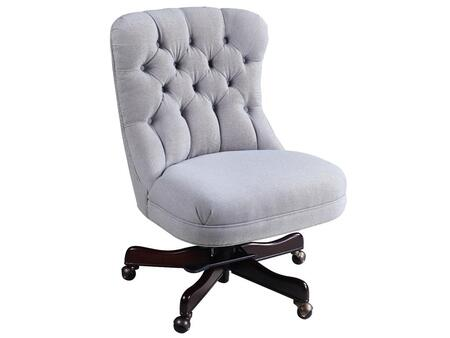 Hooker Furniture EC429-0 Series Traditional-Style Home Office Executive Swivel Tilt Chair