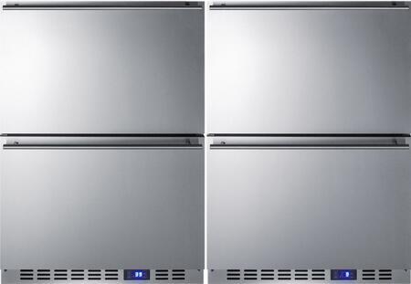 Summit 723930 Drawer Refrigerators