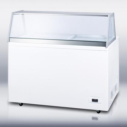 Summit SCF1476GDC  Chest Freezer with 14.1 cu. ft. Capacity in White