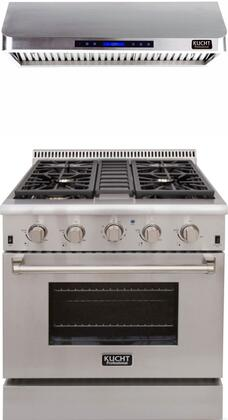 Kucht 722013 Professional Kitchen Appliance Packages