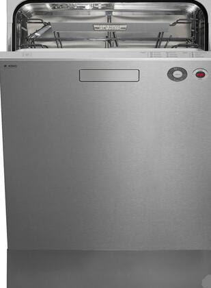 "Asko D5538XLFI 24"" Built-In Fully Integrated Dishwasher"
