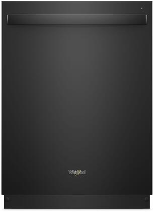 "Whirlpool WDT970SAHX 24"" Energy Star Built-In Fully Integrated Dishwasher with 5 Cycles, 6 Options, 47 dBA Noise Level, and Stainless Steel Tub, in"