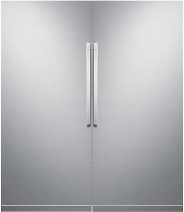 Dacor 742761 Modernist Side-By-Side Refrigerators