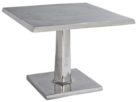 Allan Copley Designs 2120102X Surina Table in Cast Aluminum