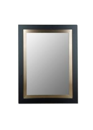 Hitchcock Butterfield 205200 Cameo Series Rectangular Both Wall Mirror