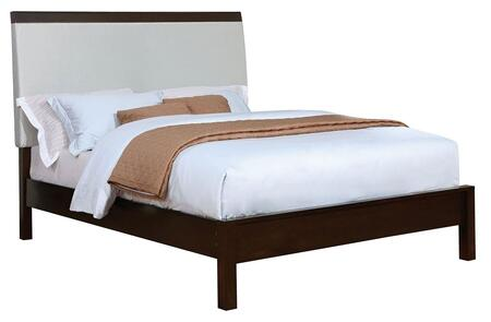 Furniture of America CM7206EKBED Euclid Series  Eastern King Size Bed