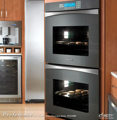Dacor PO230BU  Double Wall Oven , in Blue
