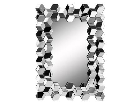 Stein World 12381  Rectangular Portrait Wall Mirror