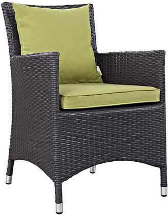 Modway EEI1913EXPPER Convene Series  Patio Arm Chair
