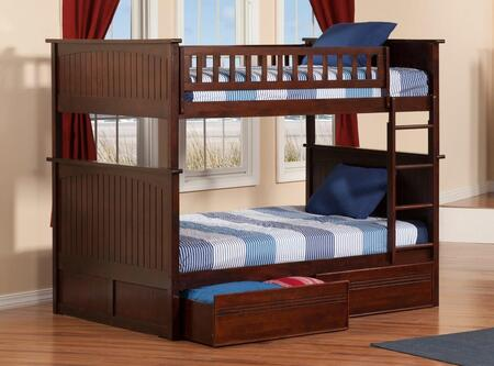 Atlantic Furniture AB59514  Full Size Bunk Bed