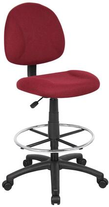 "Boss B1615BY 17.5"" Adjustable Contemporary Office Chair"