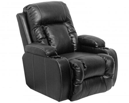 Catnapper 6420120308300308 TopGun Series Bonded Leather Metal Frame  Recliners