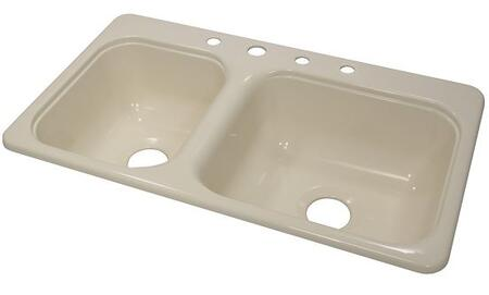 Lyons DKS02CB435 Kitchen Sink