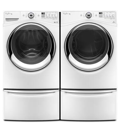 Whirlpool Wfw88heaw 27 Inch 4 3 Cu Ft Front Load Washer