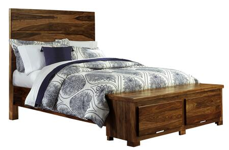 Hillsdale Furniture 1406BKRS Madera Series  King Size Storage Bed