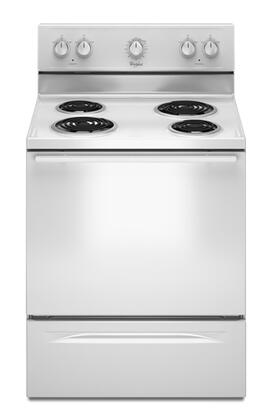 Whirlpool WFC110M0AW  Electric Freestanding