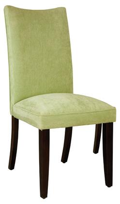 Standard Furniture 19986 Contemporary Fabric Wood Frame Dining Room Chair