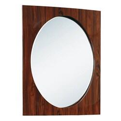 Global Furniture USA NEWYORKM New York Series  Mirror