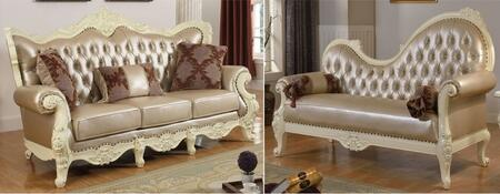 Meridian 674SCH Madrid Living Room Sets