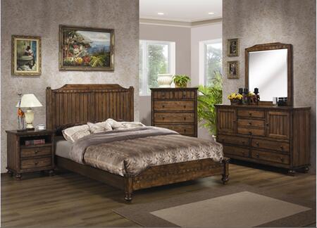 Coaster 201681KESET5 Clarin King Bedroom Sets