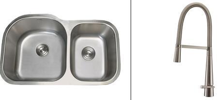 Ruvati RVC2554 Kitchen Sink
