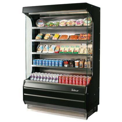 Turbo Air TOM40BSPA  Freestanding Refrigerator