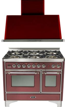 Ilve 720848 Majestic Kitchen Appliance Packages
