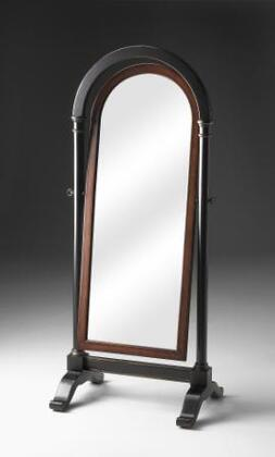 "Butler 5029104 Artists"" Originals Series Arched Portrait/Vertical Floor Mirror"