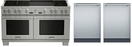 Thermador 715869 PRO Grand Kitchen Appliance Packages