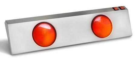 "Heat Lamp Kit with Two 175W Bulbs for 48"" Range Hoods"