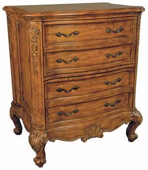 """Ambella 06173350001 31.5""""  File Cabinet"""