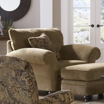 Jackson Furniture 442601 Fabric Armchair with Wood/Steel Frame in Burlap