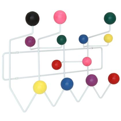 Modway EEI-216 Gumball Coat Rack with Modern Design, Steel Rod Frame and 13 Arms