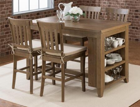 Jofran 94160SET5 Slater Mill Dining Room Sets