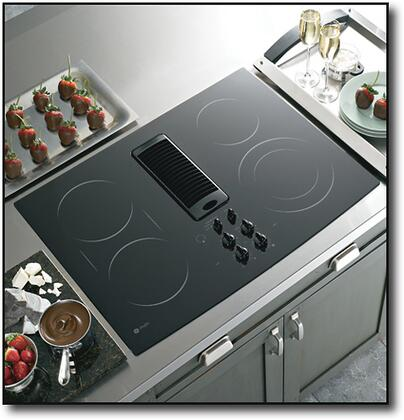 GE Profile PP989DNBB Profile Series Electric Cooktop