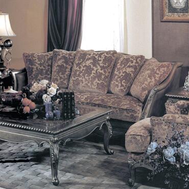 Yuan Tai NC1035S Nicola Series Sofa Fabric Sofa