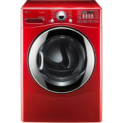 LG DLEX3070R Electric SteamDryer Series Electric Dryer