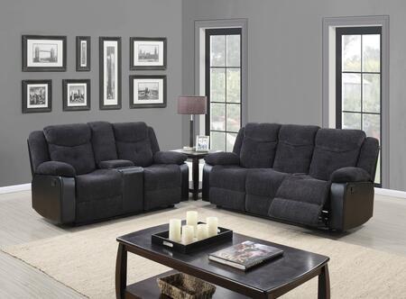 Global Furniture U1566JASMINEMOUSERSCRLS U1566 Living Room S