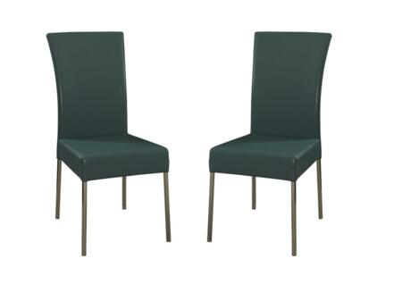 Powell 433-XXXX Cameo Dining Chair - Set of 2
