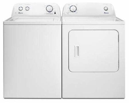 Amana 729803 Washer and Dryer Combos
