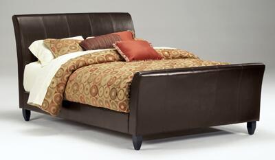 Bernards 1850KD  Queen Size Sleigh Bed