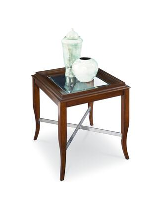 Lane Furniture 1201107 Rollins Series Transitional Rectangular End Table