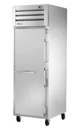 True STA1R-1 Spec Series Reach-In Refrigerator with 31 Cu. Ft. Capacity, LED Lighting, and Solid Swing-Door