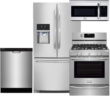 Frigidaire FG4PCFSFDCDSSFC30GKIT1 Gallery Kitchen Appliance